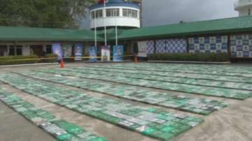 Колумбийските власти заловиха над 5 тона кокаин