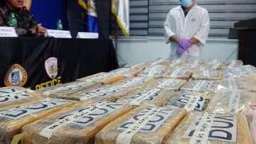 Заловиха 7 тона кокаин на подводница за наркотрафик