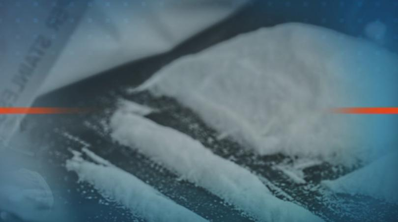 Голямо количество кокаин е открито в складова база в Бургас.