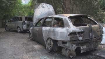 Запалиха автомобила на проф. Велислав Минеков