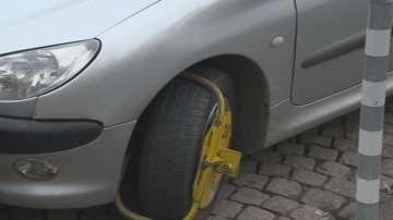 Задържаха мъж от Пловдив, шофирал с три скоби за неправилно паркиране