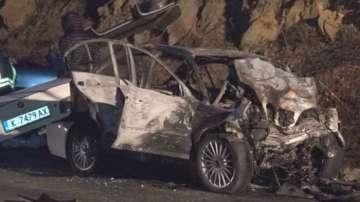 Тежка катастрофа на пътя Кирково-Златоград отне живота на трима души