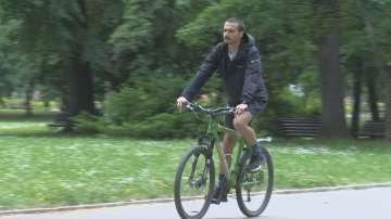 Българин ще обиколи с колело Северна Македония с благородна кауза