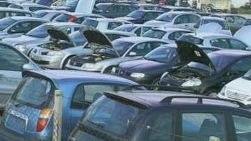 Няма да регистрират автомобили днес и утре в столицата