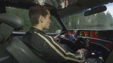 Австриец прави реплики на филмови автомобили