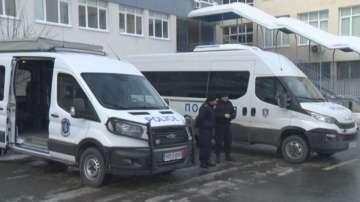 Символично бяха връчени нови патрулни автомобили за Пътната полиция