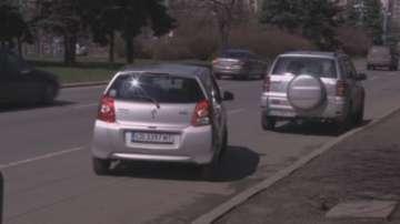 Нарушители затрудняват трафика в София