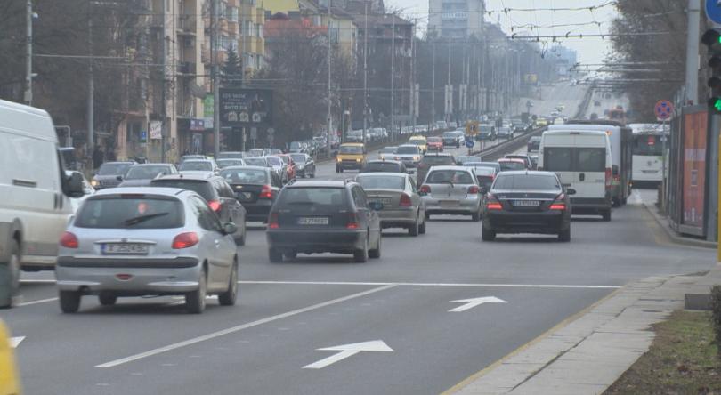 След вчерашните високи нива на фини прахови частици в София,