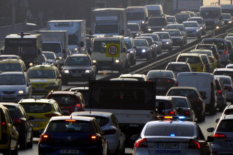 Евростат: България е сред страните с най-стари автопаркове