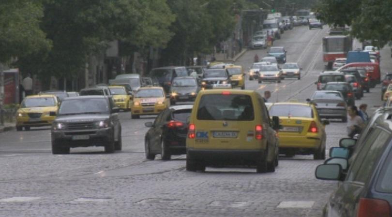 снимка 2 Броят на колите със софийска регистрация се увеличава