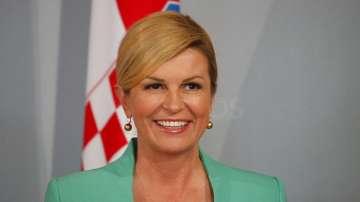 Хърватският президент Колинда Грабар-Китарович ще се кандидатира за втори мандат