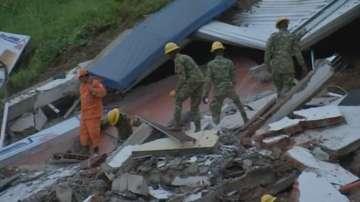 Над 200 загинали при свлачища в Колумбия