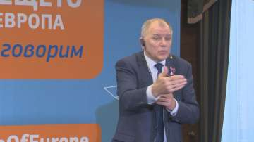 Еврокомисар Витянис Андрюкайтис участва в дебат за здравословното хранене
