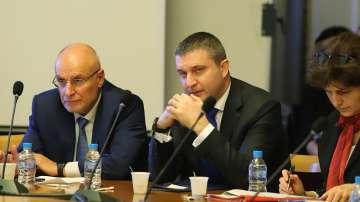 Бюджетната комисия прие на второ четене поправките в Закона за БНБ