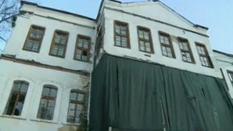 Снимка: Старият конак в Мелник се нуждае от спешен ремонт