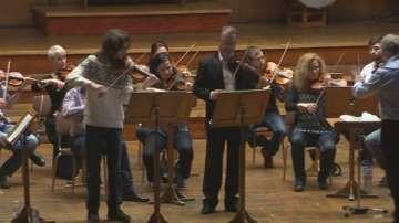 С концерт на Шломо Минц се открива Европейския музикален фестивал