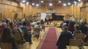 Зала България е домакин на Международен фестивал на класическата музика