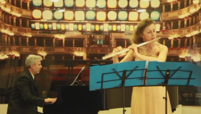 В Милано 24 май беше отбелязан с концерт с музикални