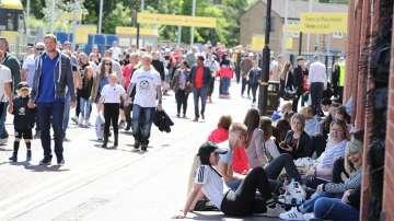 Засилени мерки за сигурност преди концерта на Ариана Гранде в Манчестър