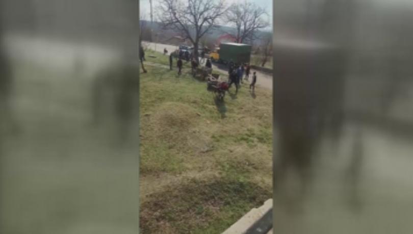 Жесток побой над коне предизвика взрив от възмущение в интернет.