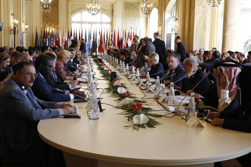 Турция се е оттеглила от международната среща на върха за