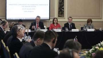 София прие конференция срещу тероризма