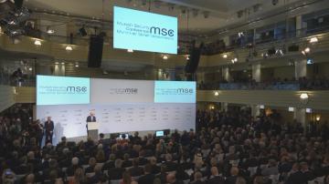 Увеличаващото се влияние на Китай е водещата тема на конференцията в Мюнхен