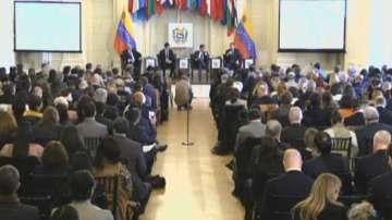 Над 100 млн. долара помощ за Венецуела обещаха 25 държави