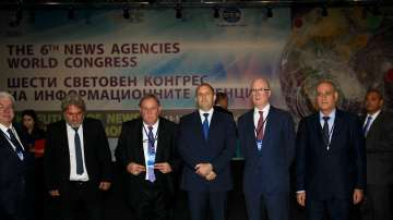 Журналисти от цял свят участват в конгрес, организиран от БТА