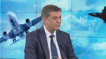 Константин Попов: Авиацията е приоритет