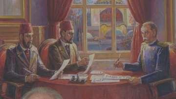140 години от подписването на Константинополския мирен договор