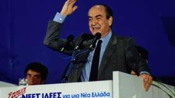 Бившият гръцки премиер Константинос Мицотакис почина на 98-годишна възраст