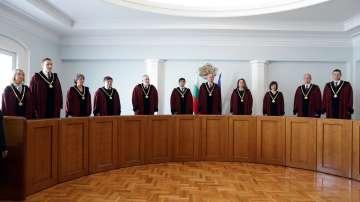 Четиримата новоизбрани конституционни съдии положиха клетва