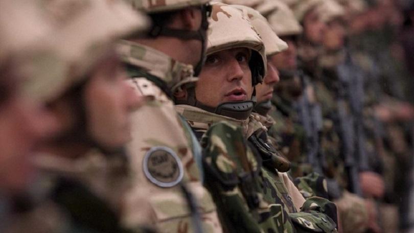 В Карлово посрещнаха 31 контингент от мисия на НАТО в Афганистан