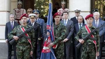 1 година от създаването на Координационен център на НАТО у нас