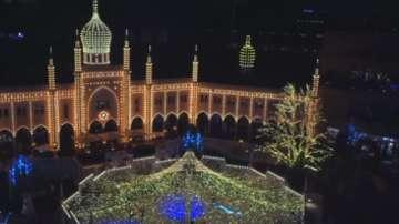 Фестивал на светлината започна в Копенхаген