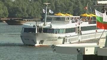 Русе посреща за втора поредна година най-много пътнически кораби