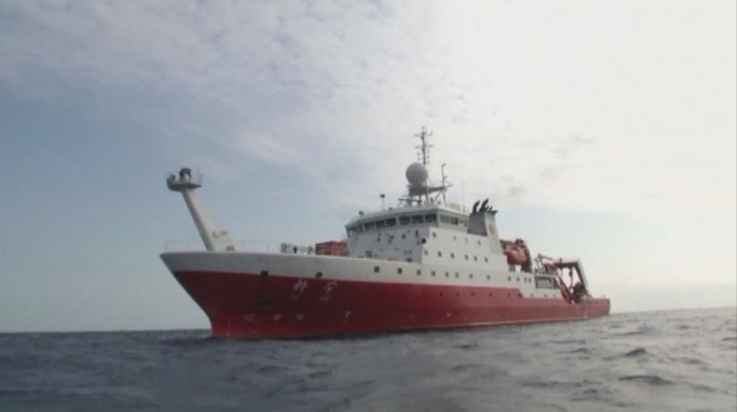 Китайски изследователски кораб, носещ името