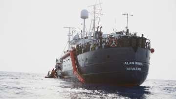 За първи път Малта не допусна хуманитарен кораб в свои води