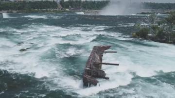 Ще падне ли корабът Айрън Скол от Ниагарския водопад?