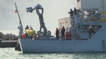 Повече практически занятия на море ще имат военните моряци през годината