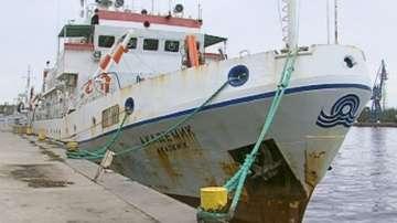 Спират научните плавания на кораба Академик заради липса на пари за ремонт