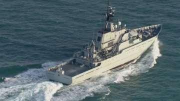 Британски кораб патрулира в Ламанша заради мигрантите