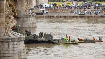 Минимални шансове за намиране на оцелели при инцидента с корабчето край Будапеща