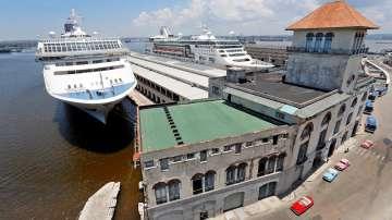 Последният американски круизен кораб отплава от Куба
