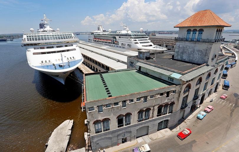 Последният американски круизен кораб напусна Куба,след като Доналд Тръмп въведе