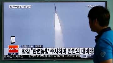 Северна Корея с поредно изпитание на балистична ракета