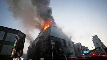 Най-малко 28 души загинаха при пожар във фитнес в Южна Корея