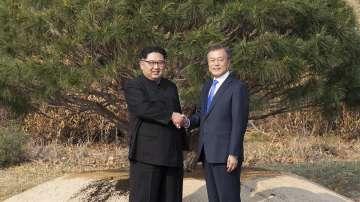 Корейски медии:Ким Чен-ун и Мун Дже-ин проведоха открит и конструктивен разговор