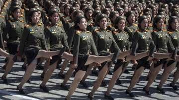 Северна Корея отбеляза 70 години от създаването на републиката